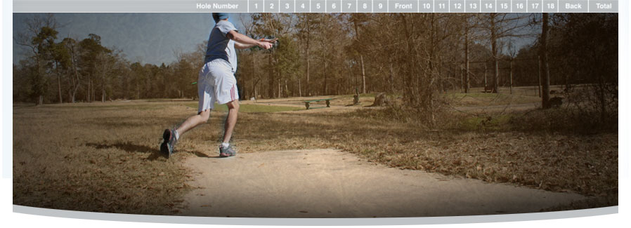 Spring Valley Disc Golf - Power 9 Course